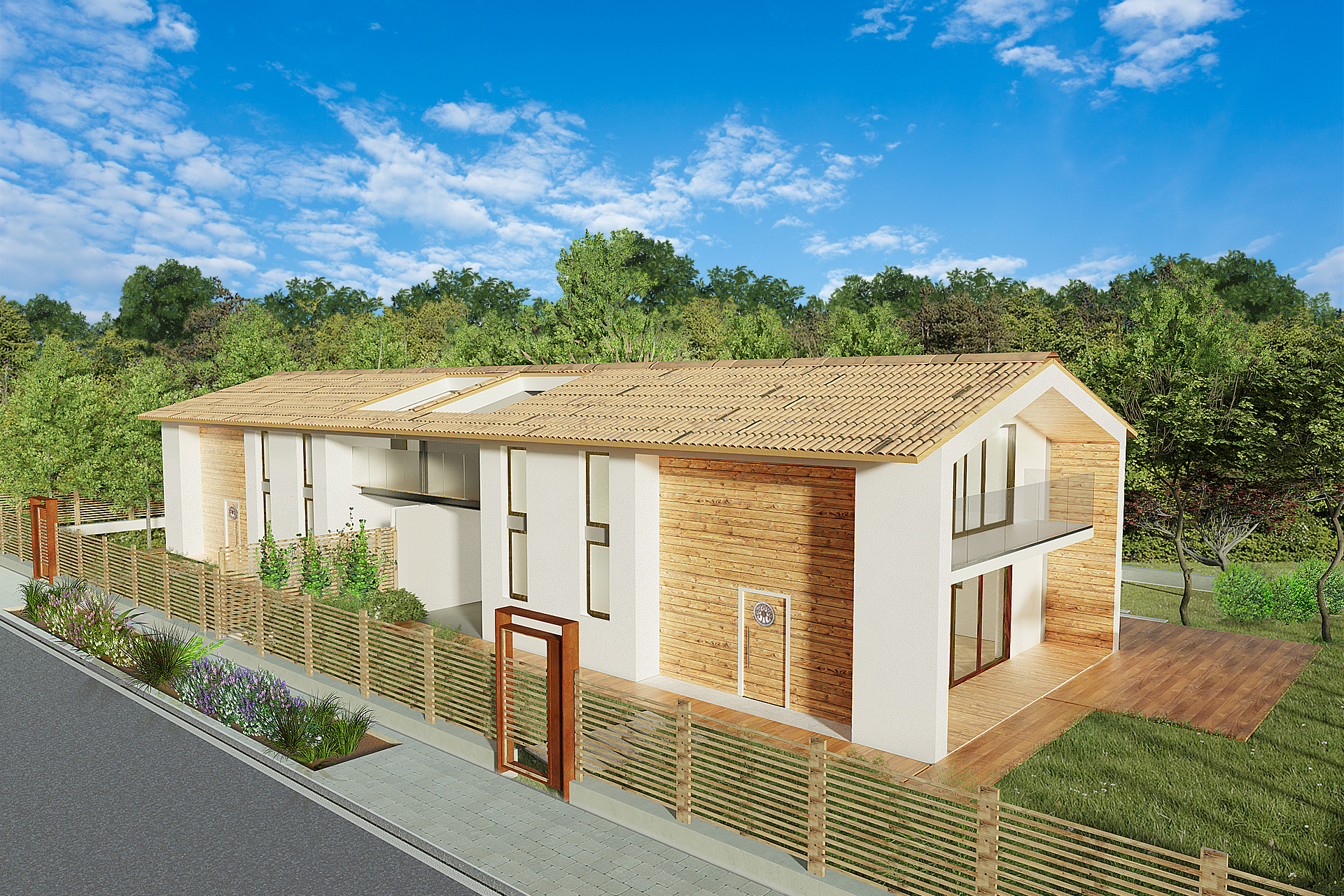 Render DHOME-2